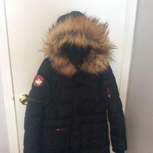women's canada weather gear jacket